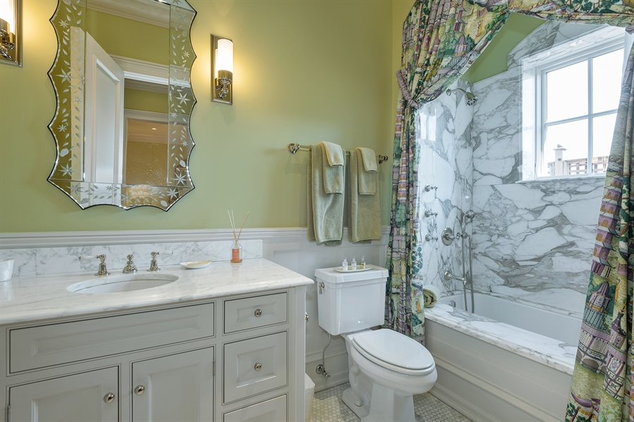 Real Estate Photography - 1841 N Orchard Street, Chicago, IL, 60614 - 4th Bathroom
