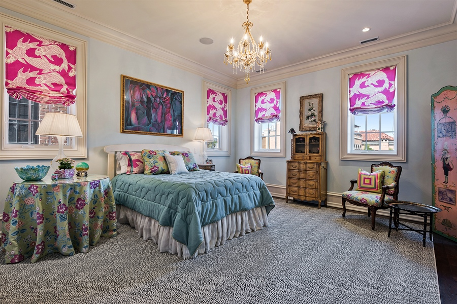 Real Estate Photography - 1841 N Orchard Street, Chicago, IL, 60614 - 2nd Bedroom