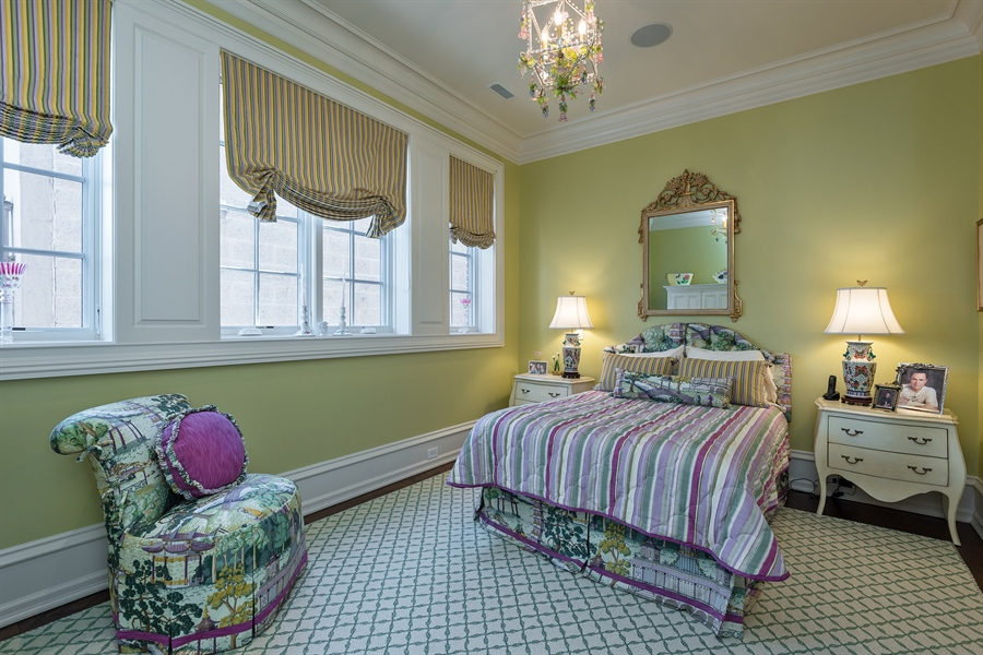 Real Estate Photography - 1841 N Orchard Street, Chicago, IL, 60614 - 4th Bedroom