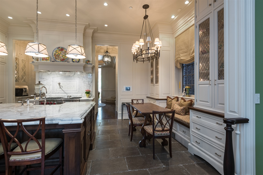 Real Estate Photography - 1841 N Orchard Street, Chicago, IL, 60614 - Kitchen / Breakfast Room