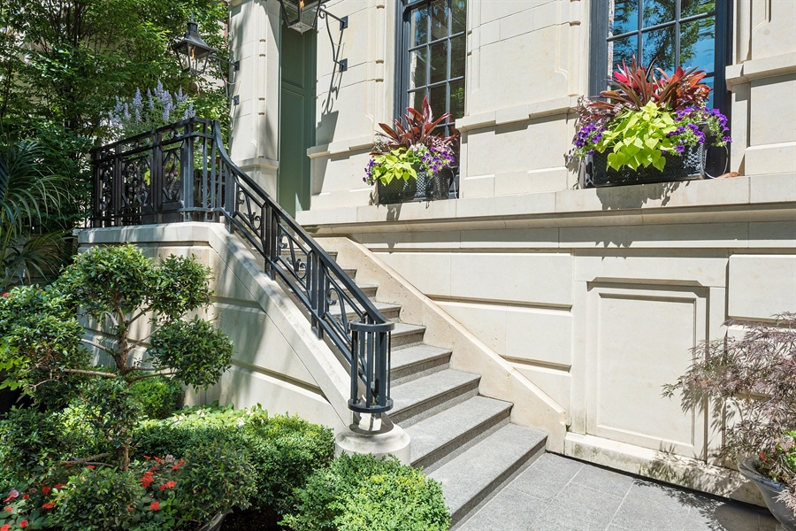 Real Estate Photography - 1841 N Orchard Street, Chicago, IL, 60614 - Front Entrance