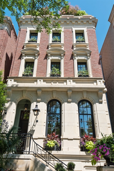 Real Estate Photography - 1841 N Orchard Street, Chicago, IL, 60614 - Front View