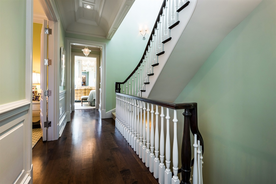 Real Estate Photography - 1841 N Orchard Street, Chicago, IL, 60614 - Hallway