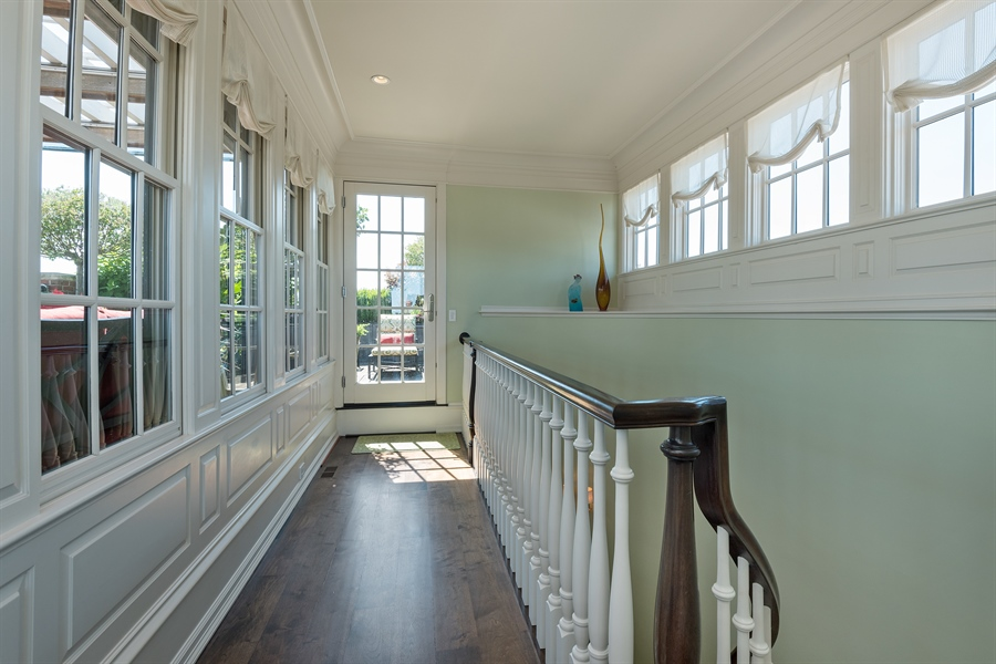 Real Estate Photography - 1841 N Orchard Street, Chicago, IL, 60614 - Roof Room