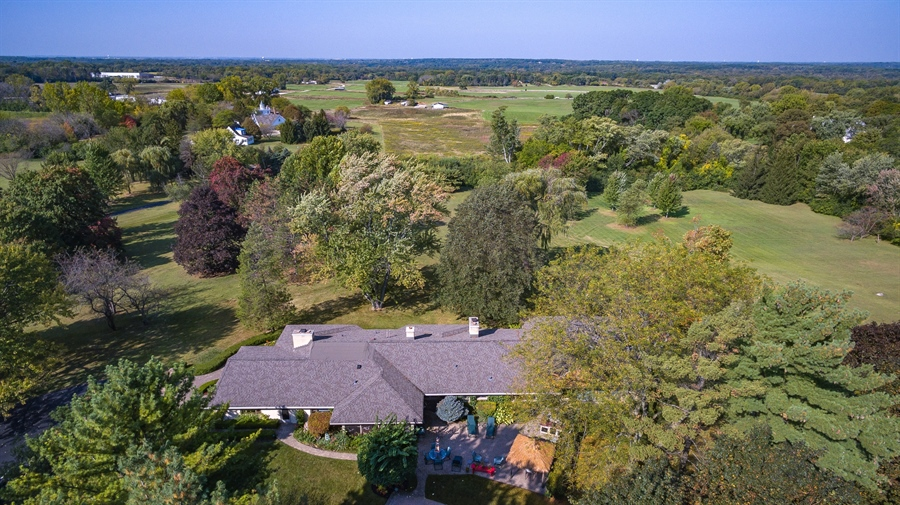 Real Estate Photography - 126 Brinker Rd, Barrington Hills, IL, 60010 -