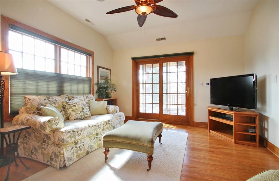 Real Estate Photography - 930 N. Glenayre Dr., Glenview, IL, 60025 - Bonus Room