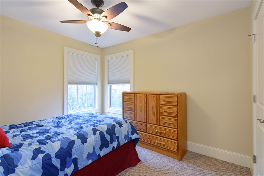 Real Estate Photography - 720 Foxmoore, Lake Zurich, IL, 60047 - 4th Bedroom