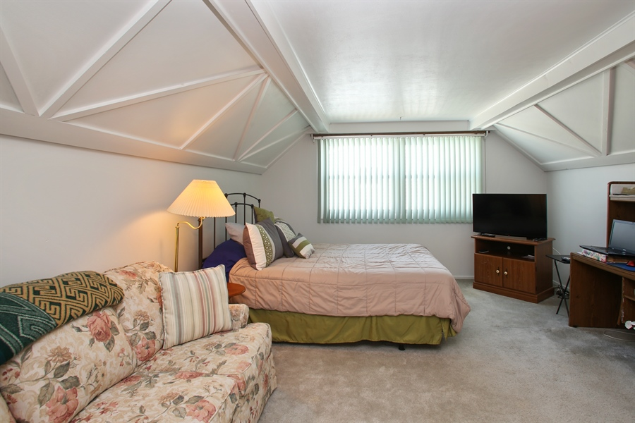 Real Estate Photography - 1938 Vermont, Rolling Meadows, IL, 60008 - 2nd Bedroom