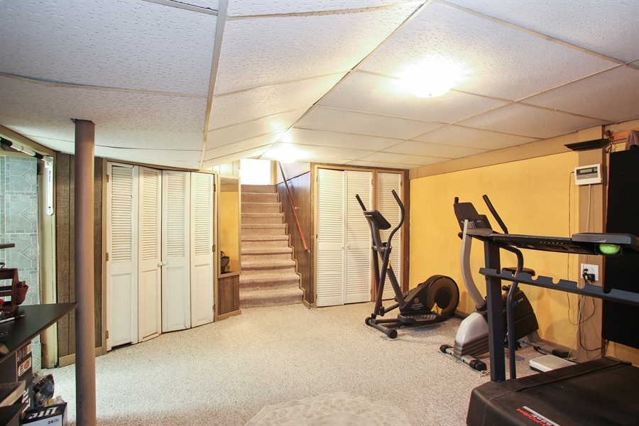 Real Estate Photography - 1938 Vermont, Rolling Meadows, IL, 60008 - Basement