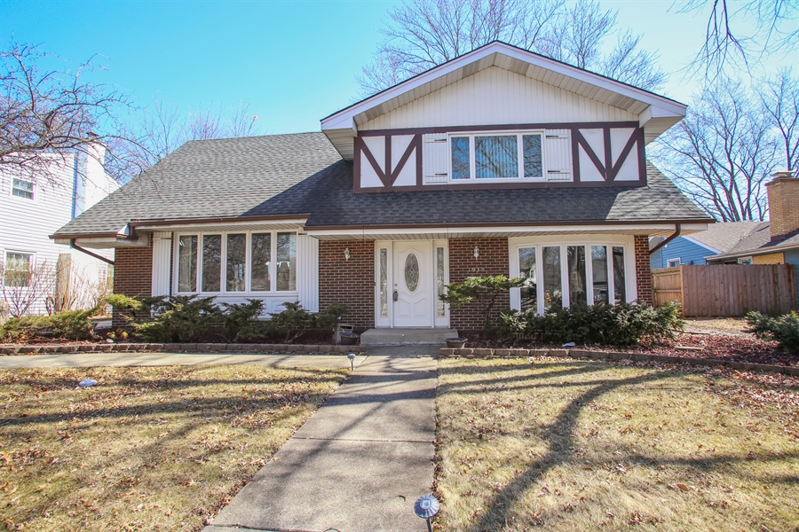 Real Estate Photography - 1938 Vermont, Rolling Meadows, IL, 60008 - Front View