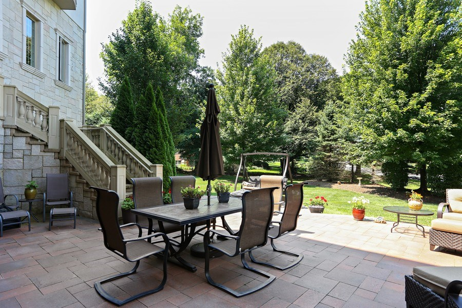 Real Estate Photography - 1512 MIDWEST CLUB, OAK BROOK, IL, 60523 - Patio