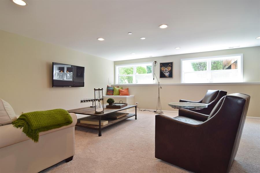 Real Estate Photography - 5485 Nicholson Dr., Hoffman Estates, IL, 60192 - Recreational Area