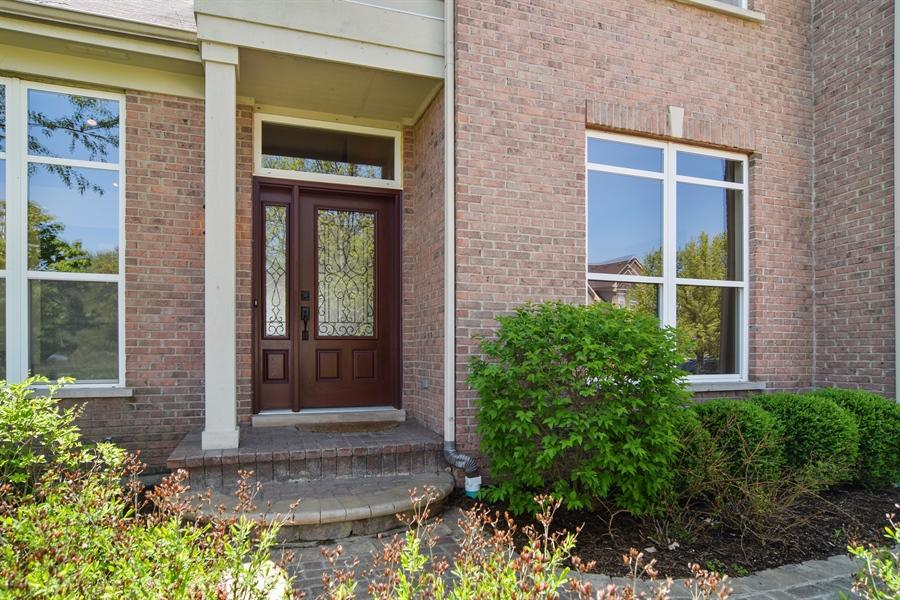 Real Estate Photography - 5485 Nicholson Dr., Hoffman Estates, IL, 60192 - Entryway