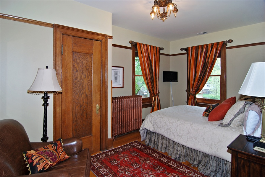 Real Estate Photography - 422 Forest Avenue, Oak Park, IL, 60302 - 3rd Bedroom