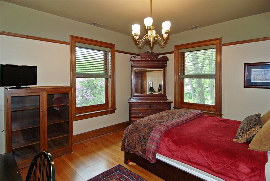 Real Estate Photography - 422 Forest Avenue, Oak Park, IL, 60302 - 4th Bedroom