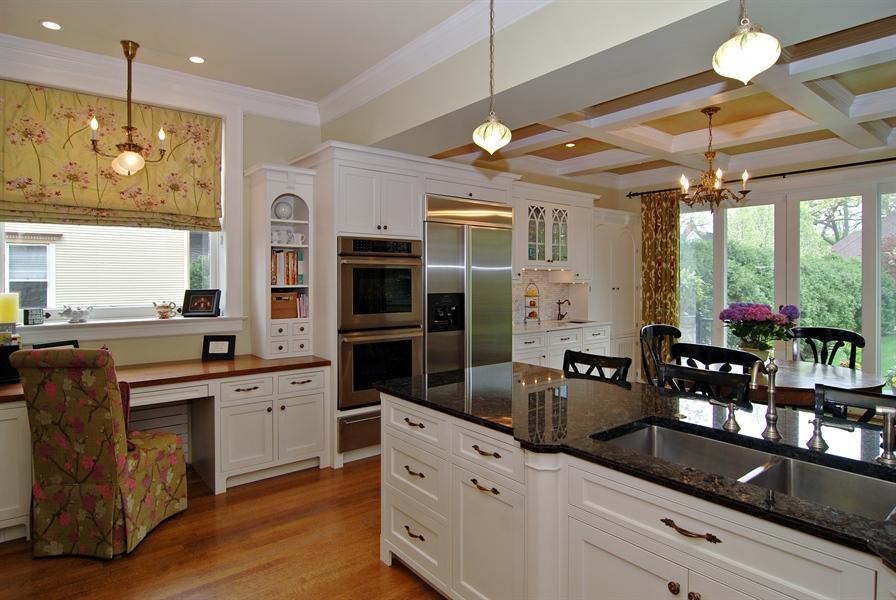 Real Estate Photography - 422 Forest Avenue, Oak Park, IL, 60302 - Kitchen