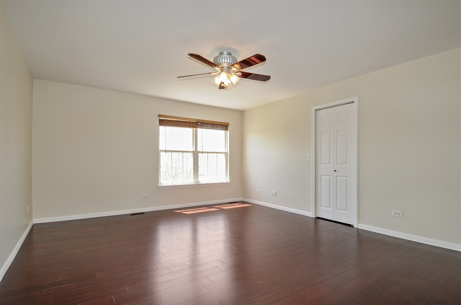 Real Estate Photography - 6147 Southridge Dr, Plainfield, IL, 60586 - Master Bedroom