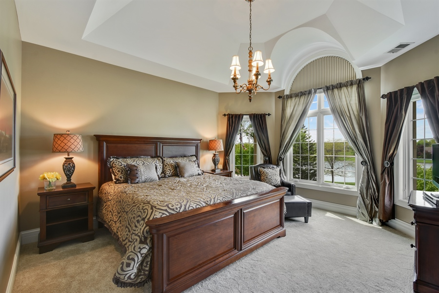 Real Estate Photography - 38 Wescott Dr, South Barrington, IL, 60010 - 2nd Bedroom