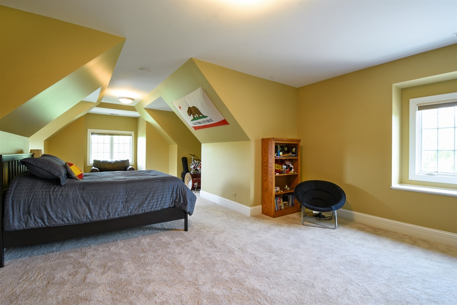 Real Estate Photography - 38 Wescott Dr, South Barrington, IL, 60010 - 5th Bedroom