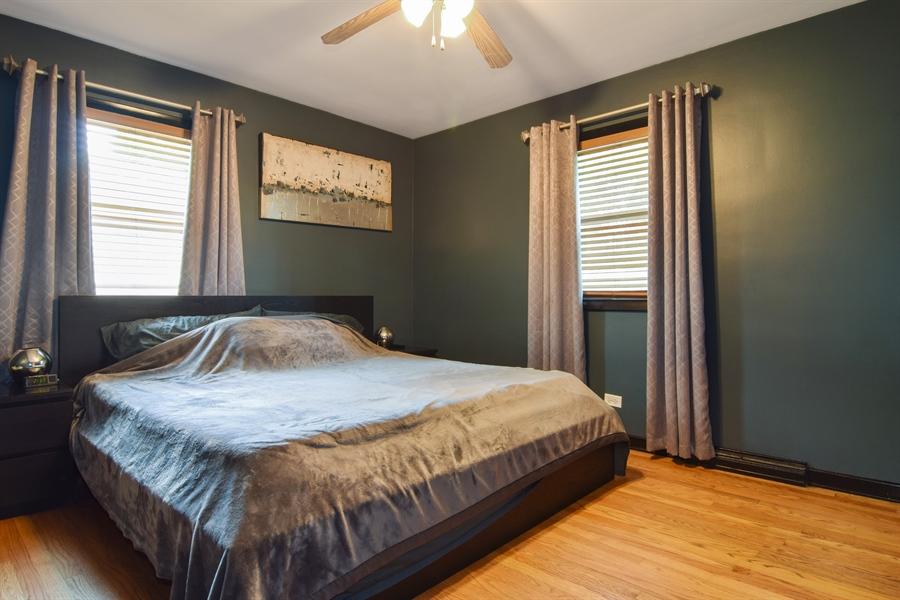 Real Estate Photography - 1636 Boeger Ave, Westchester, IL, 60154 - Master Bedroom