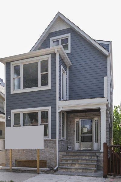 Real Estate Photography - 2662 N Marshfield Ave, Chicago, IL, 60614 - Front View