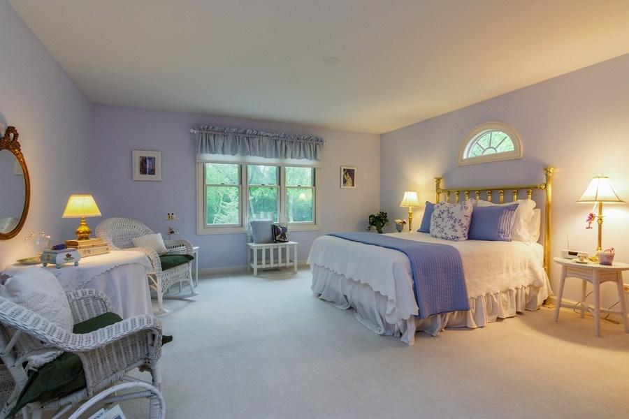 Real Estate Photography - 1 Burning Oak Trail, Barrington Hills, IL, 60010 - 2nd Bedroom