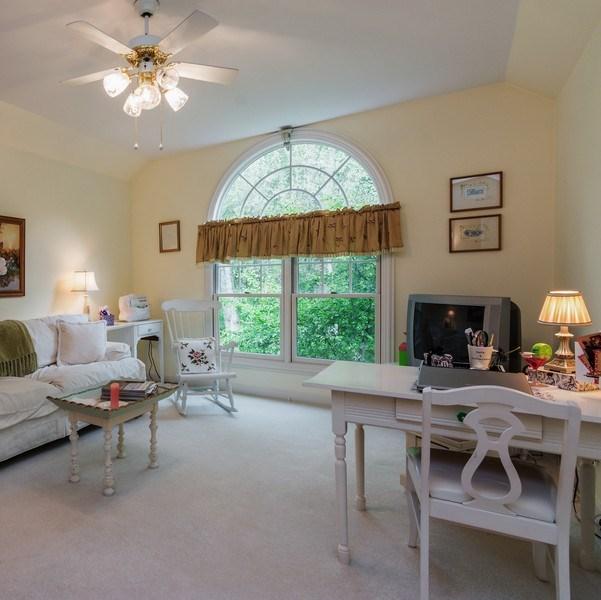 Real Estate Photography - 1 Burning Oak Trail, Barrington Hills, IL, 60010 - 3rd Bedroom