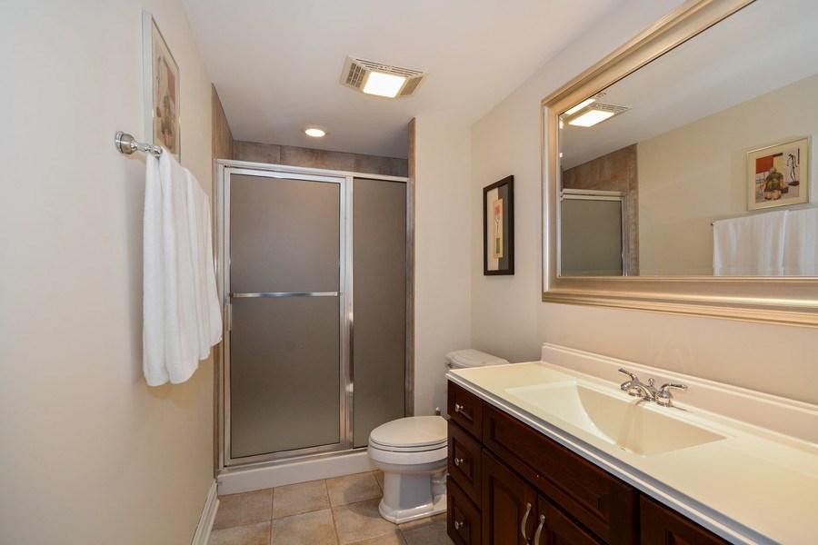 Real Estate Photography - 2702 Royal Fox Dr, Saint Charles, IL, 60174 - 3rd Bathroom