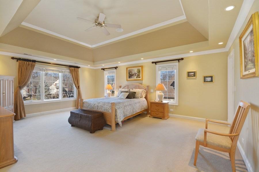 Real Estate Photography - 2702 Royal Fox Dr, Saint Charles, IL, 60174 - Master Bedroom
