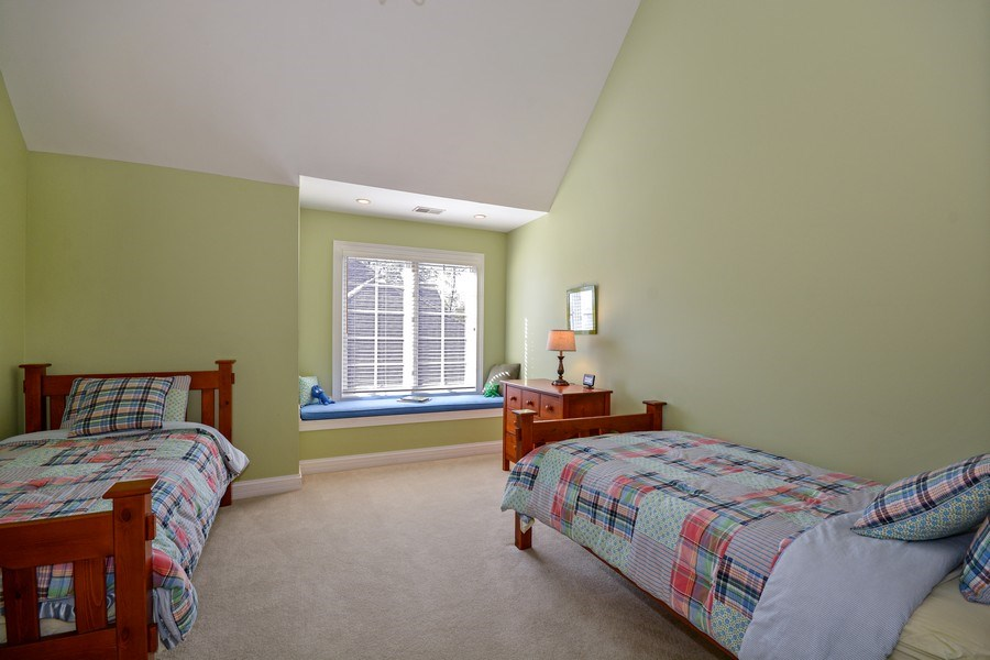 Real Estate Photography - 2702 Royal Fox Dr, Saint Charles, IL, 60174 - 2nd Bedroom
