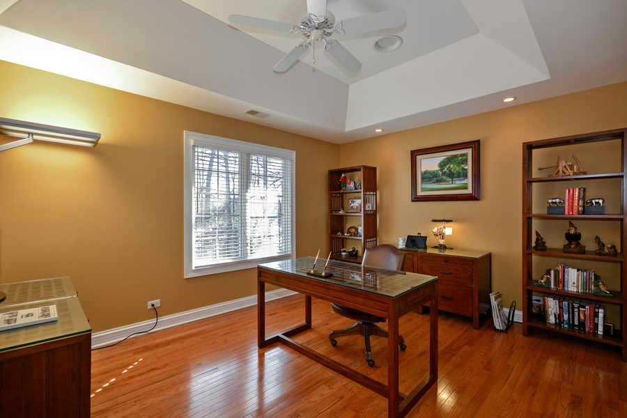 Real Estate Photography - 2702 Royal Fox Dr, Saint Charles, IL, 60174 - 4th Bedroom