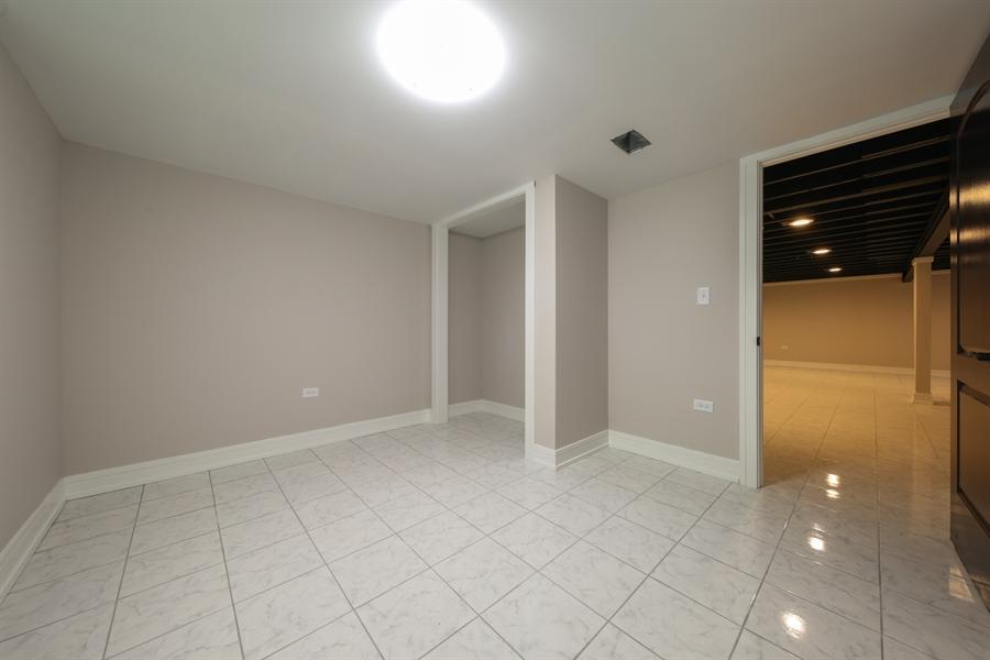 Real Estate Photography - 292 E Fullerton, Elmhurst, IL, 60126 - 4th Bedroom