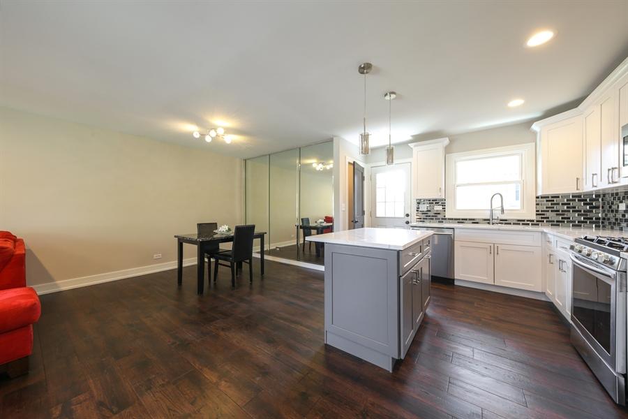 Real Estate Photography - 292 E Fullerton, Elmhurst, IL, 60126 - Kitchen