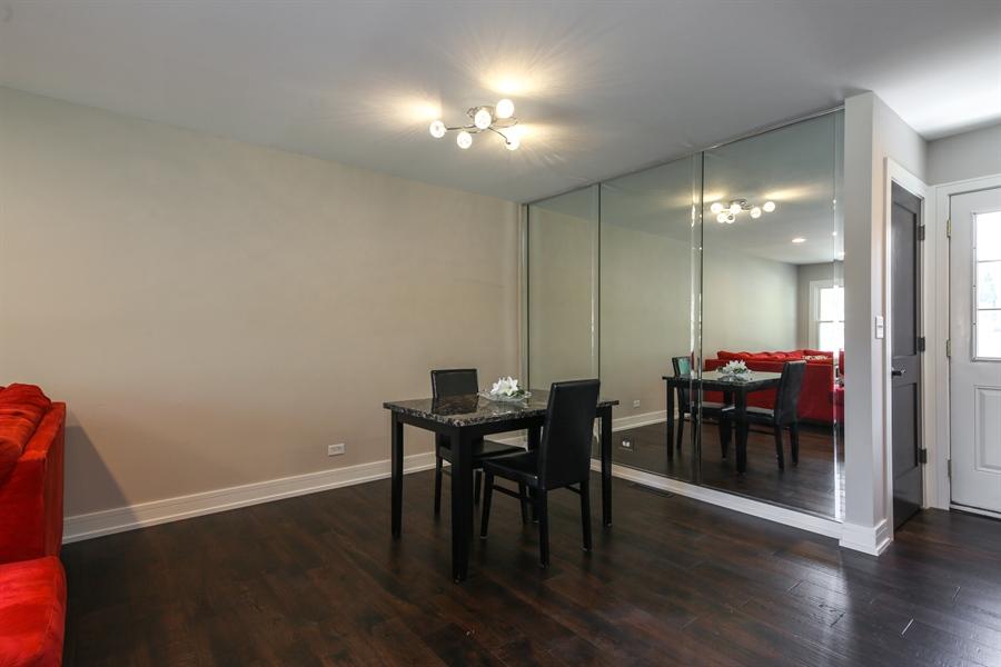 Real Estate Photography - 292 E Fullerton, Elmhurst, IL, 60126 - Dining Room