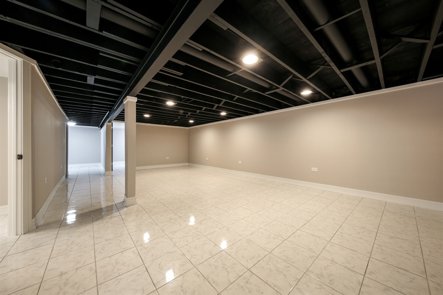 Real Estate Photography - 292 E Fullerton, Elmhurst, IL, 60126 - Basement