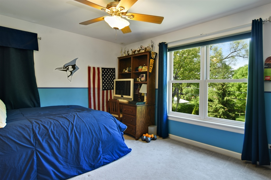 Real Estate Photography - 848 W Kenilworth, Palatine, IL, 60067 - 3rd Bedroom
