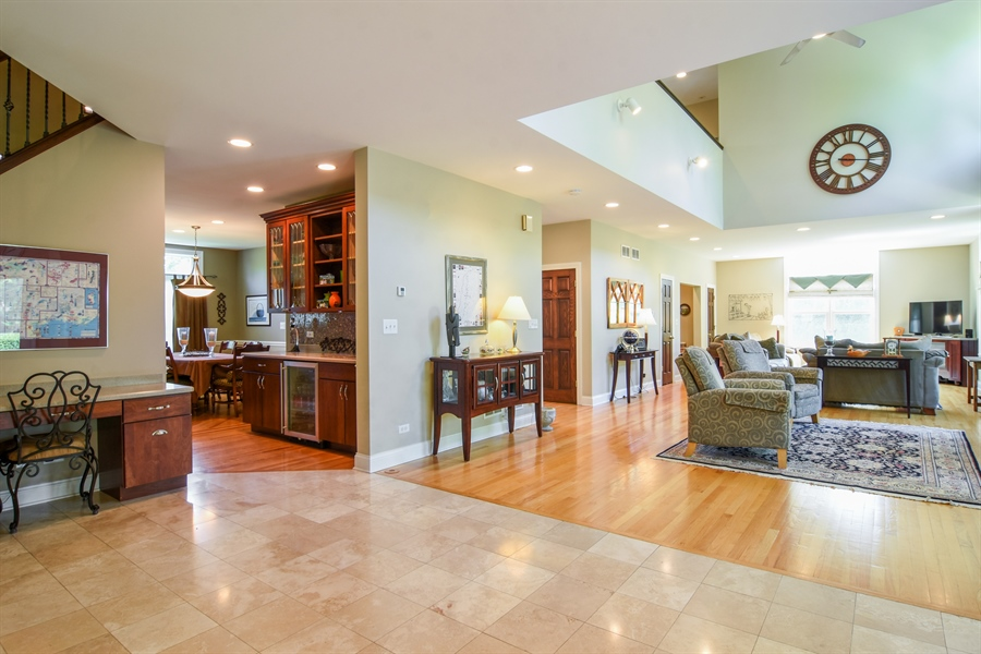 Real Estate Photography - 848 W Kenilworth, Palatine, IL, 60067 - Great Room