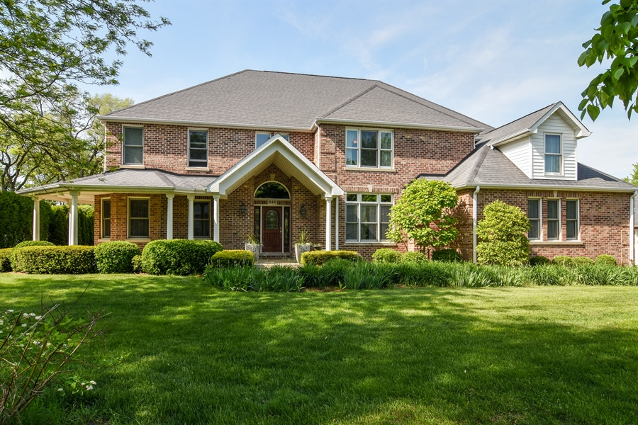 Real Estate Photography - 848 W Kenilworth, Palatine, IL, 60067 - Front View