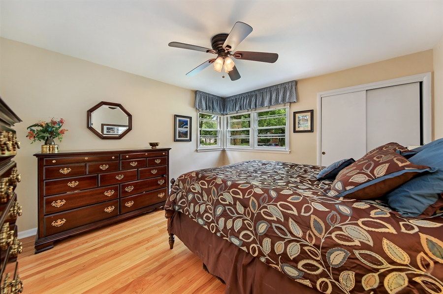 Real Estate Photography - 129 Bassford Avenue, La Grange, IL, 60525 - En Suite Bedroom - Main Level
