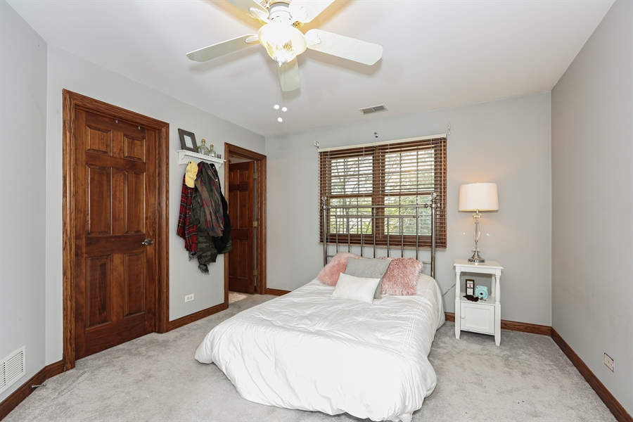 Real Estate Photography - 816 timber ridge court, westmont, IL, 60559 - 4th Bedroom