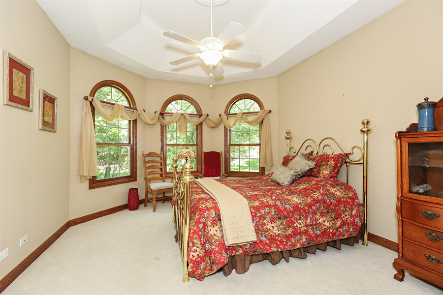 Real Estate Photography - 816 timber ridge court, westmont, IL, 60559 - Bedroom