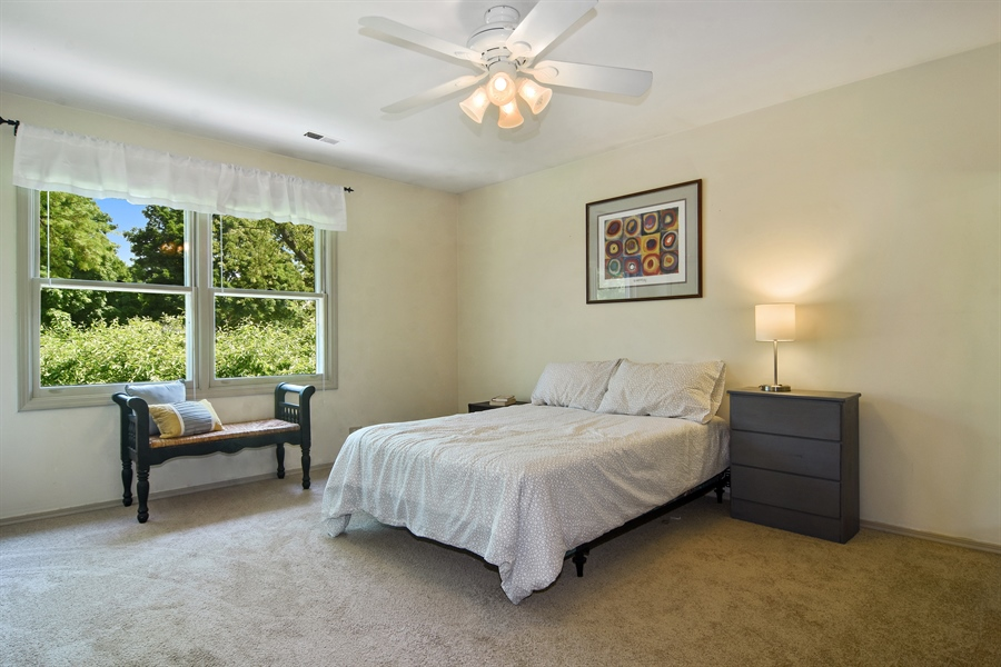 Real Estate Photography - 2 Pine Valley Rd, Rolling Meadows, IL, 60008 - 2nd Bedroom