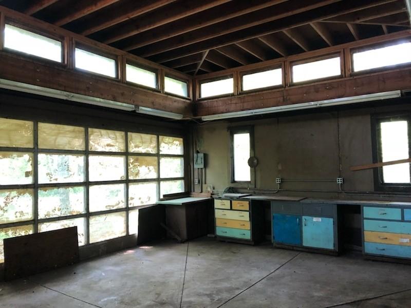 Real Estate Photography - 350 Fairbank Rd., Riverside, IL, 60546 - Garage Interior