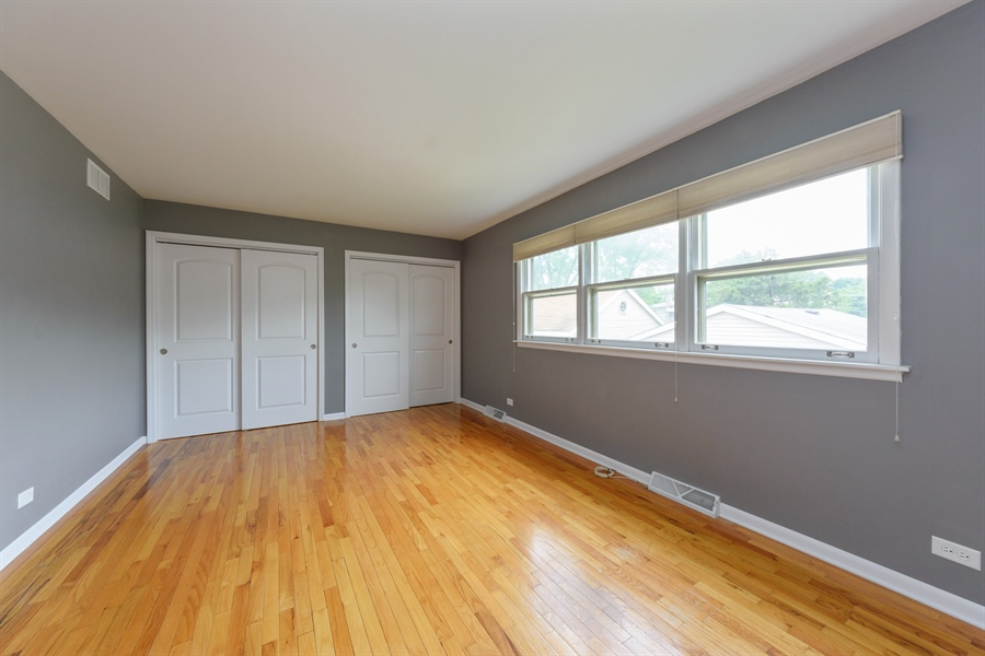 Real Estate Photography - 1320 S Evergreen AVe, arlington heights, IL, 60005 - Master Bedroom
