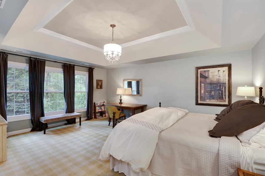 Real Estate Photography - 261 Walker Ave., Clarendon Hills, IL, 60514 - Master Bedroom