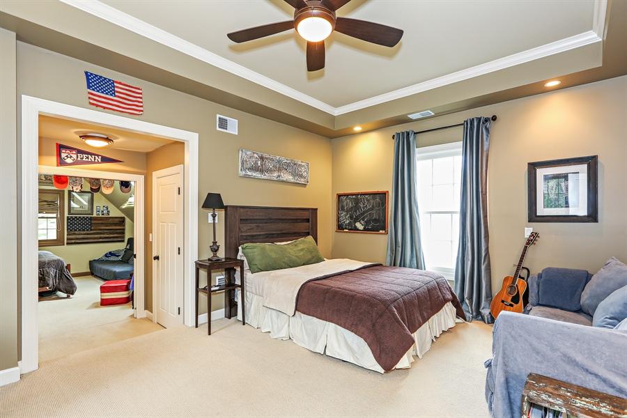 Real Estate Photography - 261 Walker Ave., Clarendon Hills, IL, 60514 - Bedroom 3
