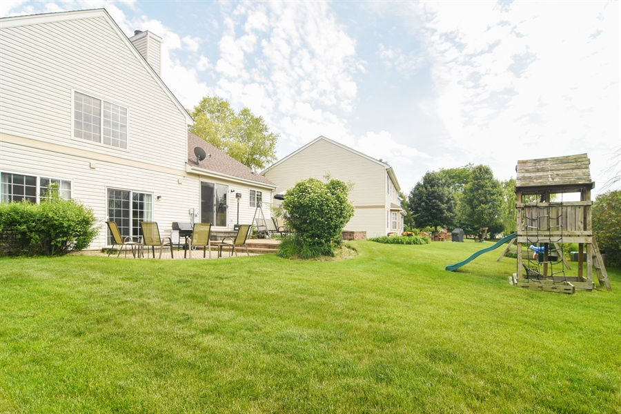 Real Estate Photography - 1960 Chamberry, Wheeling, IL, 60090 - Side View
