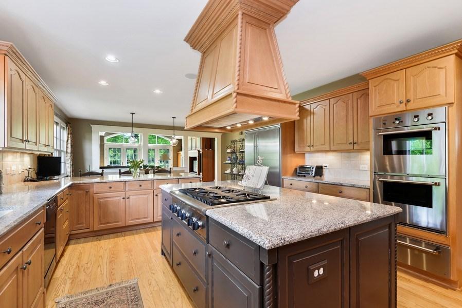 Real Estate Photography - 110 Glenwood, Winnetka, IL, 60093 - Kitchen