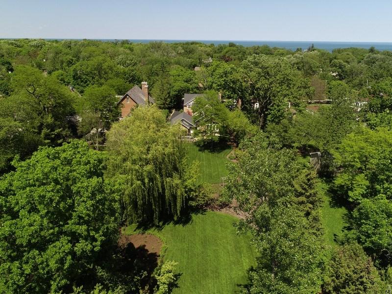 Real Estate Photography - 110 Glenwood, Winnetka, IL, 60093 -