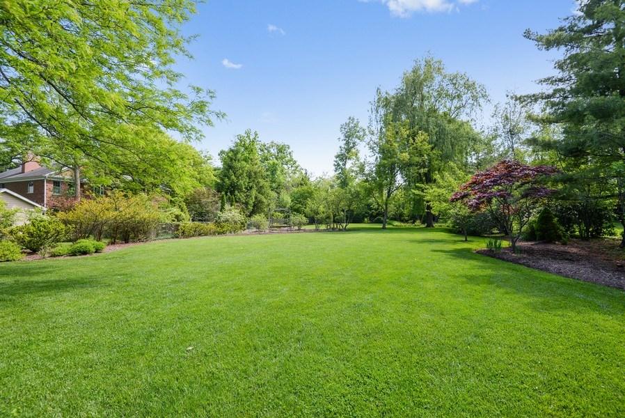 Real Estate Photography - 110 Glenwood, Winnetka, IL, 60093 - Back Yard